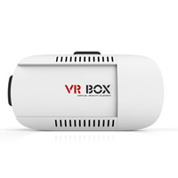 Wholesale VR Box Virtual Reality D Glasses Helmet VR BOX Case Headset For Smartphone inch inch