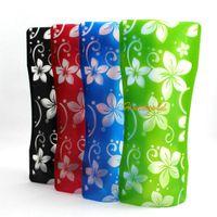 Wholesale Creative Environmental Protection PVC Plastic Foldable Vase Flowers Jardiniere