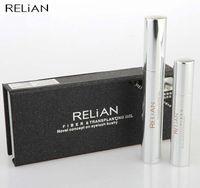 beauty concepts - Black ReLian Fiber Transplanting Gel Novel Concept on Eyelash Beauty Eye Mascara Longer Eye Lash Waterproof Curling Thick Makeup Tool