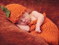baby girl nursery bedding sets - Children Nursery Bedding Baby Bedding Set Infant Boys Girls Sleeping Bags Baby Crochet Hats Photography Props Kids Sleeping Bags