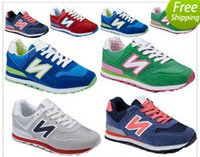 tenis - new women and men balance quot N quot sneaker canvas shoes with rubber and breatheable tenis masculino size