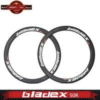Wholesale Road Carbon RIMS Clincher Tubular Bicycle Rims Depth mm U shape RIMS Size C Width mm BIKE Rim