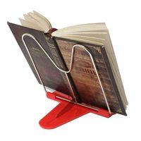 Wholesale Book Stand Portable Adjustable Steel Book Document Holder Frame Reading Desk Bookstand