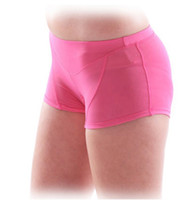 best womens cycle shorts - 2015 Hot Sale Best Women s Pink Cycling Shorts With Padded Womens Summer Style Padded Bike Shorts Ladies Girls Pink Cyling Underwear S XL