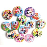 Wholesale 2016 Time limited Direct Selling Fallout Multicam Gear Solid Long term Supply cm Cartoon Badges Tin Pin Plastic Mickey Badge