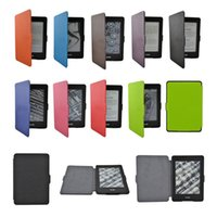 amazon - Fashion Slim Magnetic Smart Leather Case Cover for Amazon Kindle Paperwhite