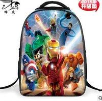 backpack animation - NEW Children Cartoon School bags Children Shoulders School Bags years childish Animation School Bags V1DB66