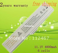 asus battery life - Lowest price New cells Battery Asus M9 M9A M9F M9J M9V A33 M9J Extended Life W7 W7J W7SG A White