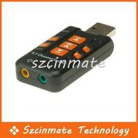 Wholesale USB Virtual Channel CH D Audio Sound Card