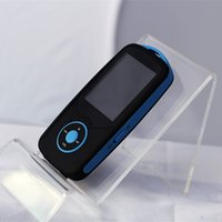 Wholesale Bluetooth Plastic MP3 Players FM Radio Inch Screen Measure MP3 Players with Headsets and USB Cables AMV Video Design