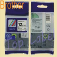 Wholesale 12mm tz tze label tape tz231 tze231 tze tz Tze Tze131 tz131 tze for P touch label maker ribbon tape cartridge