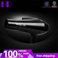professional blow dryer - New hair dryer Black professional blow dryer Hot and cold wind W Styling tools