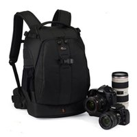 Wholesale Lowepro Flipside AW Digital SLR Camera Photo Bag Backpacks Genuine come with ALL Weather Cover