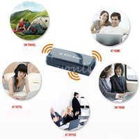 Wholesale M1 Mini Portable Wireless Support G USB Modems WiFi Hotspot IEEE b g n Mbps RJ45 Router Adapter Repeater
