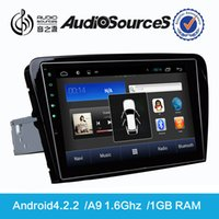 Volkswagen android system cpu - car dvd Android car multimedia system With Canbus SWC IPAS OPS Wifi G CPU Gps Navigatoin HD P RDS