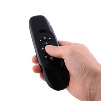 Wholesale 2015 Hot new Handheld Remote Control GHz Wireless Keyboard Air Mouse For Smart TV PC Android TV Box