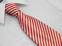 Wholesale fashion tie Silk Men s Tie Necktie mix style Stripe Neckties mix order