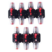 Wholesale Brand New A DC V V Car Auto Circuit Breaker Fuse Reset Inverter