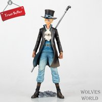 animation master models - High Quality Animation Toys One Piece POP Master Stars Piece SABO Model cm Action Figures PVC Superior Gifts