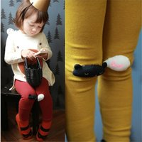 baby cat pictures - Cat Picture Leggings Trouser Baby Pants Cloth Cloth Winter Protection Kids Princess Trouser Clothes Children Clothing Hot Sale