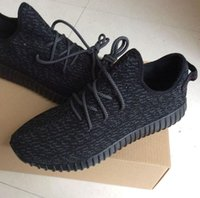large womens shoes - 2016 Large Discount Limited Qty Hot Mens and Womens Shoes Kanye West Yeezy Boost Athletic Boots Ankle Boots Low cut Shoes Sports Boot