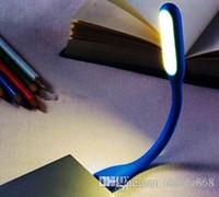 Wholesale Computer light Led mini light Book light Power bank light Lamp Small Night Light Mini Table Lamp light