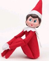 Wholesale Hot Gift Elf on the Shelf ChristmasTradition Vintage Toy quot DHL cost DH04