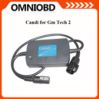 adapter code - 2016 Newly Candi Interface ForTech2 Module Auto Diagnostic Adapter Tech2 CANDI Interface Hottest Selling