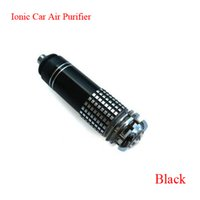 Wholesale Powerful Ionizer creates Ozone to Eliminate Bad smell from cigarette pets car air purifier car oxygen bar