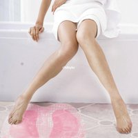 big bath mats - 10pcs carpets rugs Serves creative big feet health massage bath mat PVC anti slip mats manufacturers