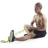 Wholesale High Elastic Strength Training Muscle Chest Developer Rope Workout Fitness Exercise Yoga Tube Sports Pulling Exerciser