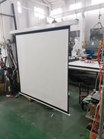best electric projector screen - Cynthia Screen High Quality And Best Service Electric Projector Screen HD Matte White Fabric Motorized Projection Screen With Remote Control