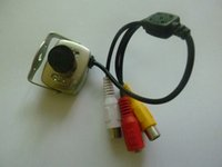 Wholesale New Good Wired led CCTV Colour Audio Security Camera