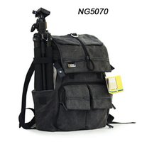 Wholesale 2016 New Arrival Pouches Shoulder Bags High Quality Replacement Camera Case National Geographic Ng5070 Backpack Bag Top Digital for Travel