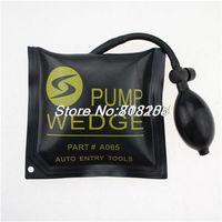 air pump inflation - Medium size car use klom air inflation pump wedge Locksmith Tool Lock Pick up TOOLS Door Car Lock Opener