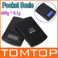 Wholesale 600g g Mini LCD Digital Pocket Jewelry Gold Diamond Scale Gram Freeshipping Dropshipping order lt no track