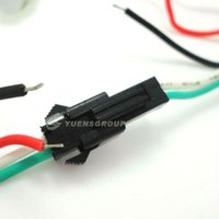 Wholesale mm F12 WS2811 led pixel module Addressable IP68 DC5V input RGB full colors same as ws2801