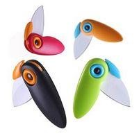 Wholesale Parrot bird knife never rust fruit peeler mini portable knives folding knife