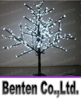 White artificial outdoor landscaping - LED Artificial Cherry Blossom Tree Light LED Christmas Light LEDs m Height W LED Landscape Lighting Outdoor Light LLFA4452F