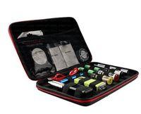 bag masters - 2016 Electronic Cigarettes tool Bags VAPE Bags Coil DIY Kit ECoil master vapor bag e cigs protable case for RBA RDA DIY tool