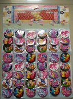 button badge - 2015 New My Little Pony badge mm cartoon fashion pin badge badge button gift B001