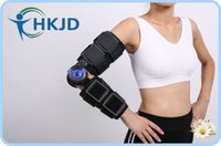 arm strains - Elbow Arm Sling T ROM Hinged Brace Support Sprains Strains Hinge Arm Brace