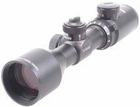 Christmas vector rifle scope - Vector Optics Cerato x42 Compact BDC Rifle Scope Illuminated Mil dot Reticle