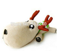 Wholesale New Fawn doll car deodorant bamboo charcoal bag purify auto air freshener lessen radiation indoor decoration toys