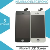 Wholesale lcd for iPhone LCD display screen Assembly with touch digitizer