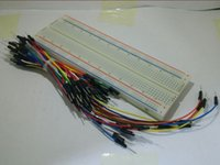 big breadboard - hot sell MB102 MB kit Best quality transparent Big Bread Board APPROX Breadboard Jumper Cable Wire for Electronic