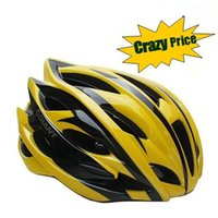 Wholesale Top Quality New Insect Net Cycling Helmet Bicycle Helmet Ultralight Integrally molded Bike Helmet Road Mountain Helmet