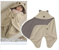 baby blankets wholesale - Baby Blankets New Sales Sleep Bags Sleeping Sacks Children Quilt Fast Delivery