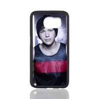 austin design - Cool Austin Mahone customized design for samsung galaxy S3 S4 S5 S6 note2 note4 note3 hard plastic cell phone back cover case
