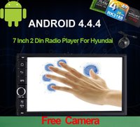 Cheap Android car stereo for hyundai i20 Best android 4.4 head unit for hyundai tucson